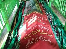 Syed Asif Shah Bukhari Mausoleum karachi
