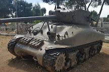Ammunition Hill Memorial and Museum (Givat Ha-Tachmoshet), Jerusalem, Israel