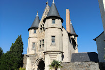 Chateau d'Angers, Angers, France