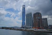 ICC Light and Music Show, Hong Kong, China