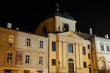 Protestant Church, Banska Stiavnica, Slovakia