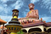 Wat Machimmaram Sitting Buddha, Tumpat, Malaysia