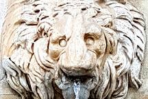 Fontana di Palazzo Spada, Rome, Italy