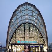 Железнодорожная станция  Warszawa Wschodnia peron 7