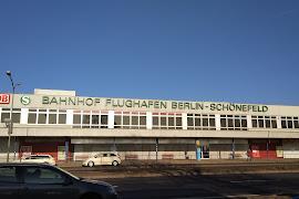 Станция  Berlin Schoenefeld Flughafen