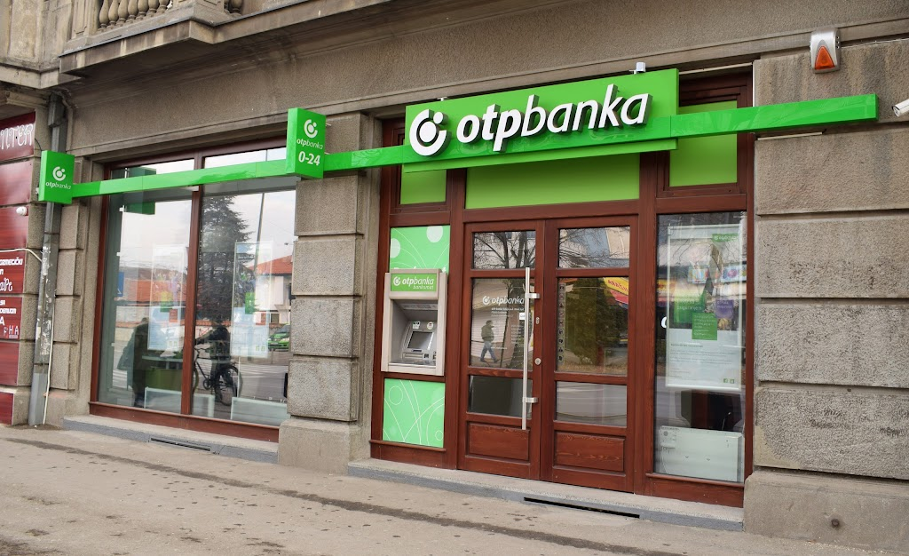 Фото город Лесковац: OTP banka