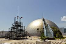 Hitachi Civic Center, Museum of Science, Hitachi, Japan