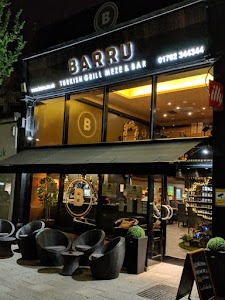 Barru - Turkish Grill, Meze and Bar