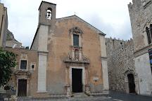 Santa Caterina Church, Taormina, Italy