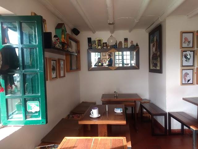 Cafe los Gallos