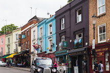 Notting Hill Taxi Tour, London, United Kingdom