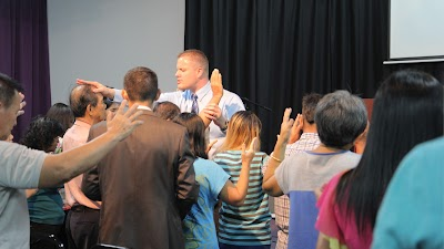 Gereja The Potters House Christian Fellowship
