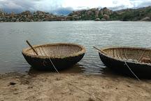 Sanapur Lake, Hampi, India