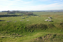Arbor Low Stone Circle and Gib Hill Barrow, Bakewell, United Kingdom