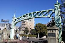 Rokugo Bridge, Ota, Japan