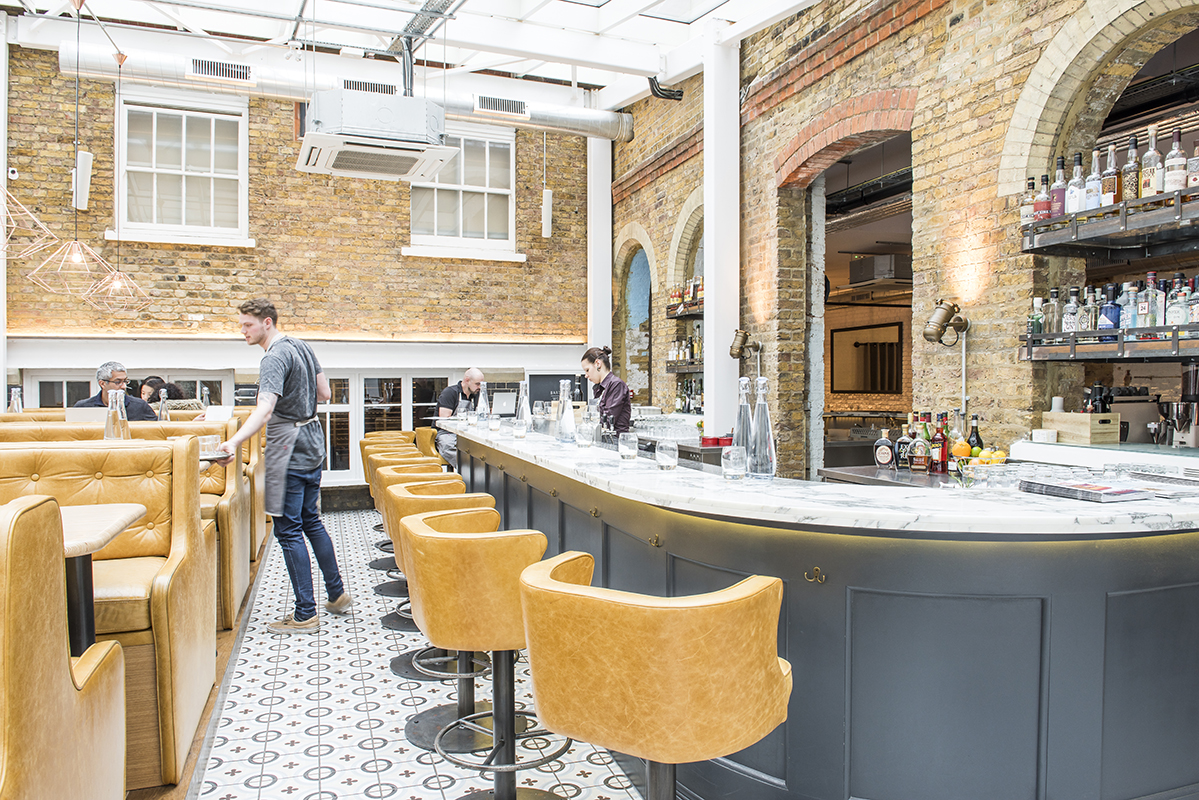 Charlotte's W5: A Work-Friendly Place in London