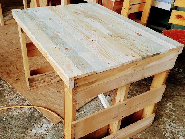 Custom Made Wood Furniture Malaysia, Papan Pine Wood Custom Made Furniture Malaysia