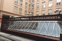 Museo Termas Publicas de Caesaraugusta, Zaragoza, Spain