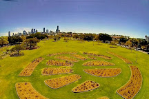 New Farm Park, Brisbane, Australia