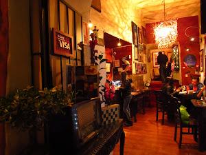 Tinta Restaurante Cultural y Galería de Arte 9