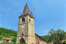 Eglise Saint-Laurent de Mouthier-Haute-Pierre, Mouthier-Haute-Pierre, France