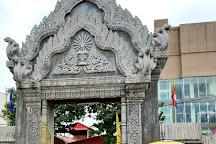 Tuol Tompoung Pagoda, Phnom Penh, Cambodia