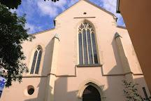 Franziskane Church, Wurzburg, Germany