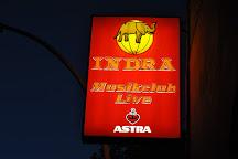 Indra Musikclub, Hamburg, Germany