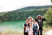 Lake Tolire Besar, Ternate, Indonesia