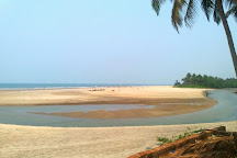 Ashwem Beach, Morjim, India