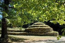 Musee des Tumulus de Bougon, Bougon, France