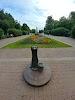 Памятник кошке на фото Костромы