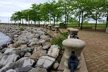 Voinovich Bicentennial Park, Cleveland, United States