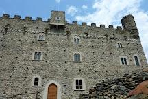 Castello di Ussel, Chatillon, Italy