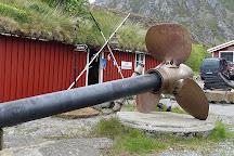 Smeden i Sund/Sund Fiskerimuseum, Flakstadoy, Norway
