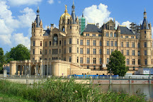 Schwerin Castle (Schweriner Schloss), Schwerin, Germany