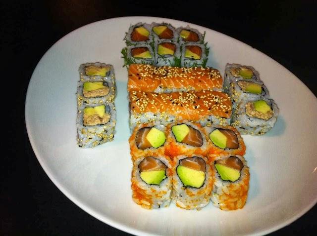 sushi piaza