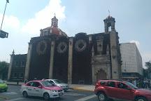 Capilla de la Inmaculada Concepcion, Mexico City, Mexico