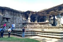 Thousand Pillar Temple, Warangal, India