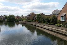 River Cherwell, Oxford, United Kingdom