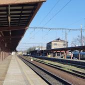 Железнодорожная станция  Kolín