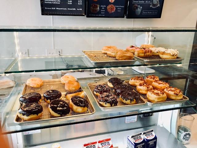 Glazed Donut Bar