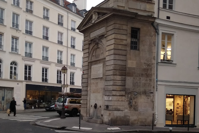 Fontaine Boucherat, Paris, France