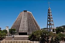 The Metropolitan Cathedral of Saint Sebastian, Rio de Janeiro, Brazil