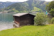 Strandbad Zeller See, Zell am See, Austria