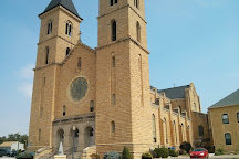 St. Fidelis Church, Victoria, United States