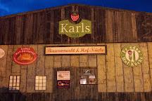 Karls Erlebnis-Dorf Zirkow, Rugen Island, Germany