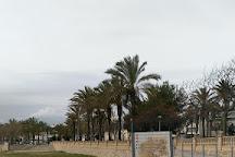 Platja de Ribes Roges, Vilanova i la Geltru, Spain