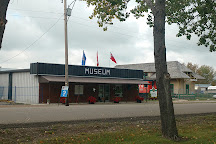 Kneehill Historical Museum, Three Hills, Canada