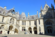 Chateau de Pierrefonds, Pierrefonds, France